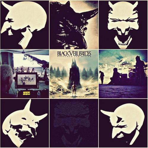 ★ Black Veil Brides ~ Wretched and Divine ☆