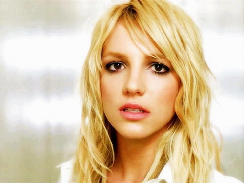 Britney Spears fond d'écran with a portrait entitled Britney