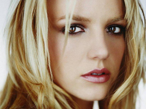 Britney Spears wallpaper containing a portrait called  Britney