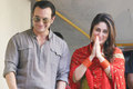 [EXCLUSIVE] - Saif Ali Khan & Kareena's Wedding Party [16-10-2012]