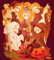 ~Halloween with the Nordic Countries~