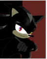 &quot;Hey ladies&quot; ;) -Shade the Hedgehog - sonic-fan-characters-recolors-are-allowed photo