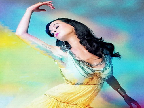 katy perry wallpaper possibly containing a coquetel dress, a jantar dress, and attractiveness entitled Katy