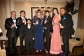 ?, Prince Jackson, Blanket Jackson, Paris Jackson, Latoya Jackson, ? and ? at Mr Pink Drink Party - blanket-jackson photo