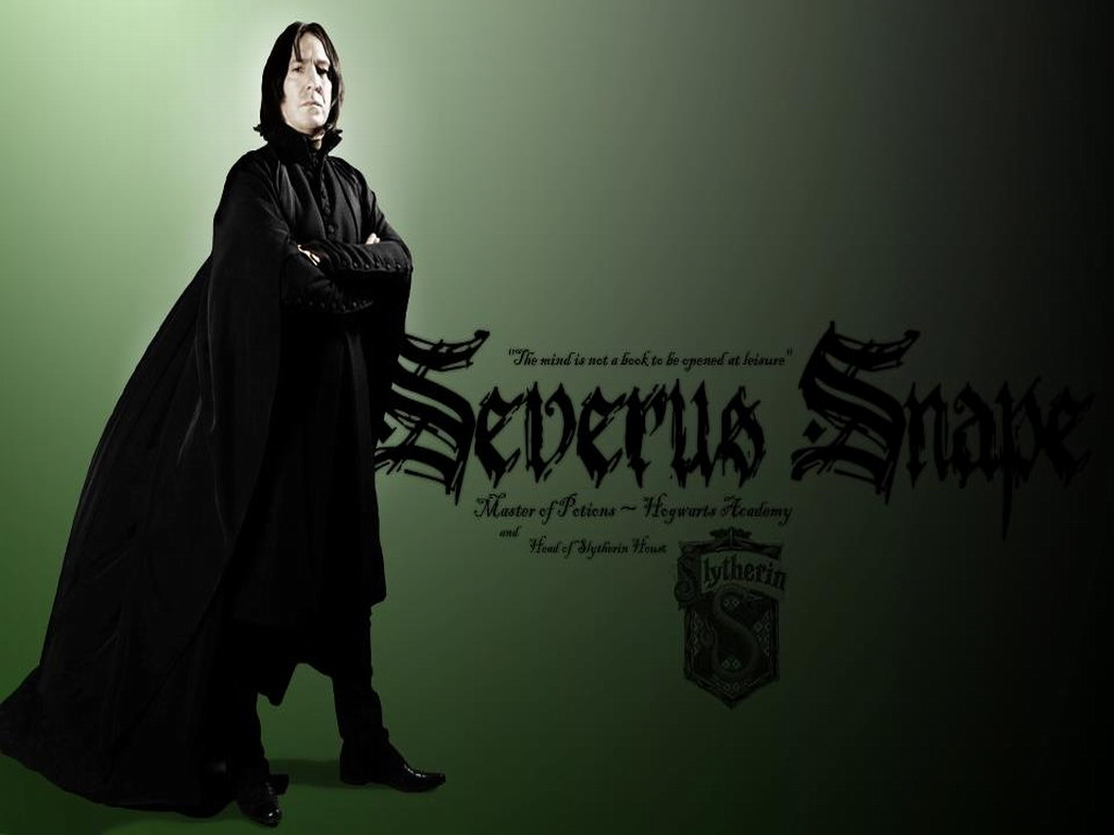 Severus Snape - Severus Snape Wallpaper (32482327) - Fanpop