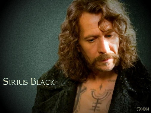 Сириус Блэк Обои possibly containing a portrait called Sirius Black