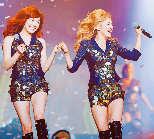 ♥Tiffany and Hyoyeon!♥