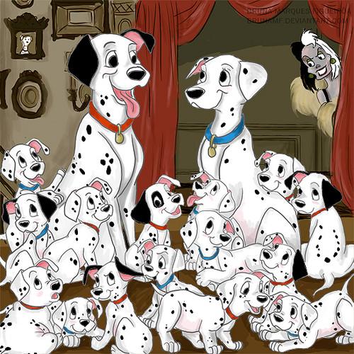 101 Dalmatians images 101 dalmations wallpaper and