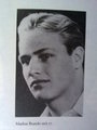 17 Year old Marlon Brando