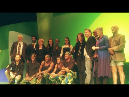 2012 - Oxfam 70th Anniversary