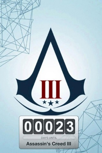 The Assassins Wallpaper Titled 23 Days Until Creed 3