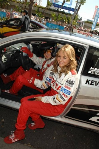 Toyota grand prix celebrity race 2019