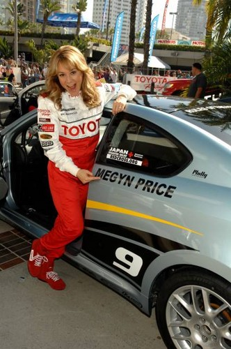 37th Toyota Grand Prix of Long ساحل سمندر, بیچ ProCelebrity Race Qualifying