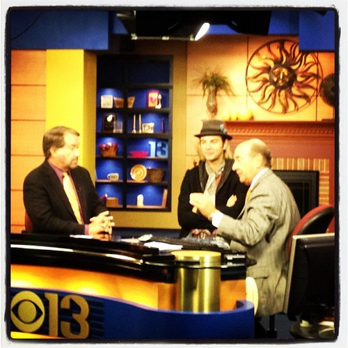 6am tv interview #keithharkin