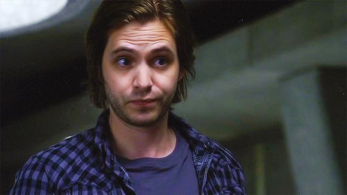 Aaron Stanford as Seymour Birkhoff in Nikita