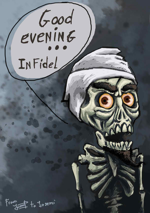funny achmed quotes