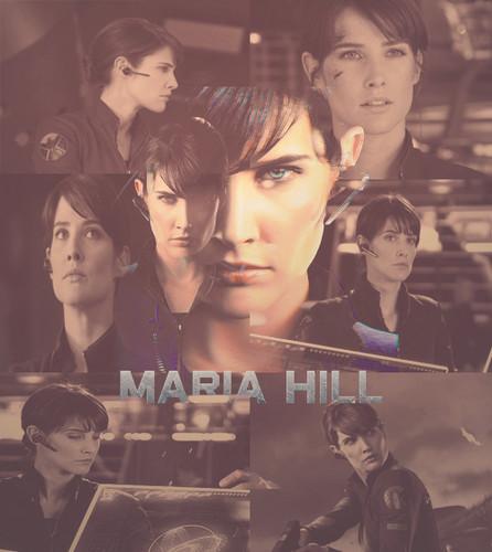 Agent Maria collina