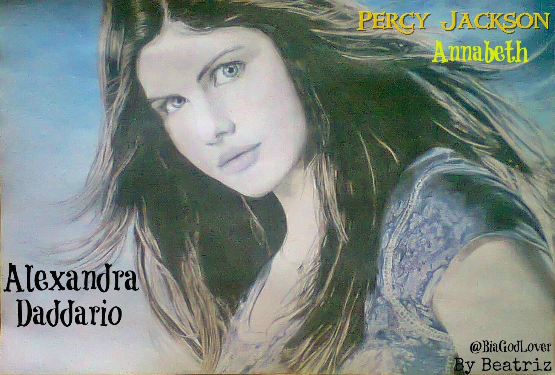 Percy Jackson & the Olympians movie images Alexandra ...