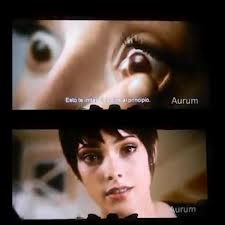 Alice putting contacts in Bella's eyes-BD part 2