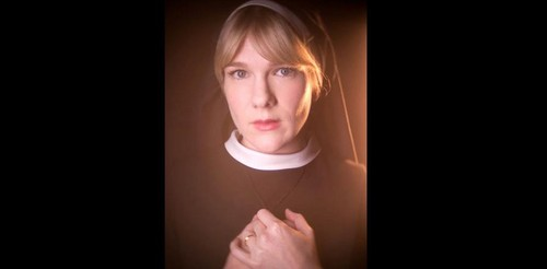 American Horror Story Asylum: Cast Promotional Photo