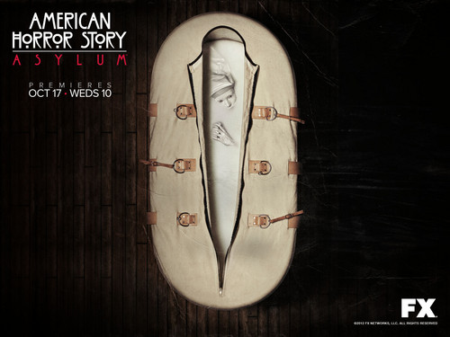 American Horror Story wallpaper entitled American Horror Story: Asylum