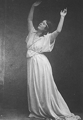 Angela Isadora Duncan (May 27, 1877 – September 14, 1927