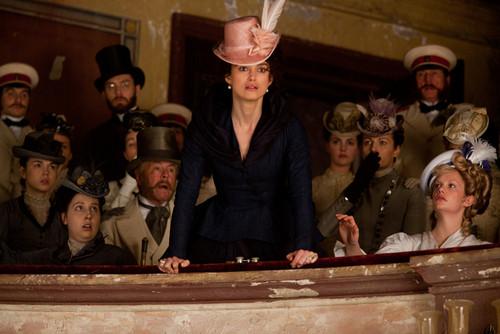 Anna Karenina (by Joe Wright) wolpeyper with an abattoir and a hot tub called Anna Karenina 2012 Stills