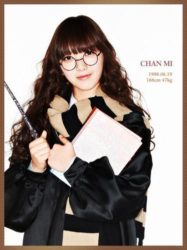 AoA- WannaBe Chanmi