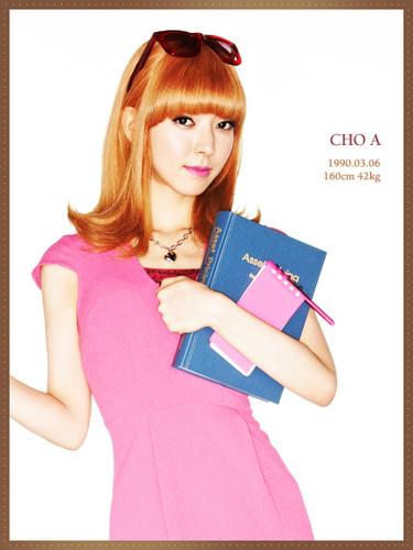 AoA- WannaBe Choa