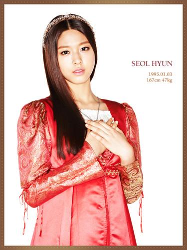 AoA- WannaBe Seolhyun