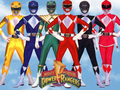 Aries Twins Favorites - Cartoons: Power Rangers