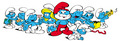 Aries Twins Favorites - Cartoons: The Smurfs