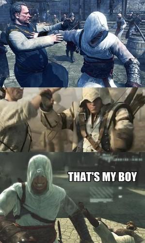 Assassin Push