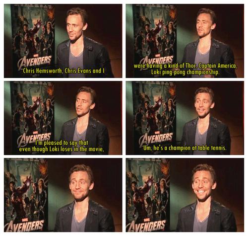 Avenger Interview
