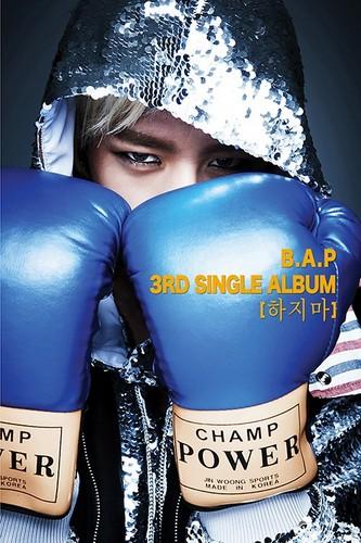 B.A.P 3rd album photoshoot