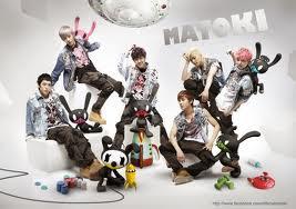 B.A.P and their matoki