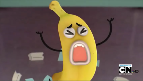 banane JOE SCREAMS