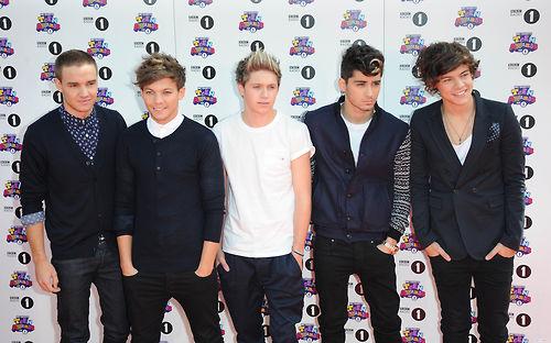 BBC Radio 1 TCA 2012