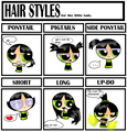 BC hair styles