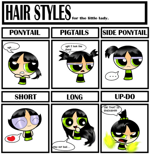 BC hair styles - Powerpuff Girls Photo (32402157) - Fanpop ...