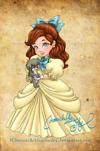 Baby 真假公主