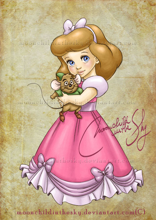 Cinderella Images Baby Wallpaper And Background Photos