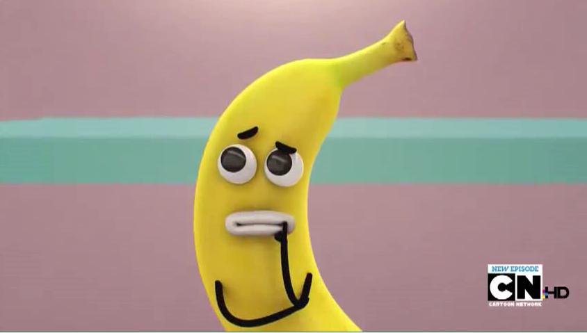 バナナ Joe Gumball