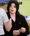 Beautiful sweet Applehead <3 - michael-jackson photo