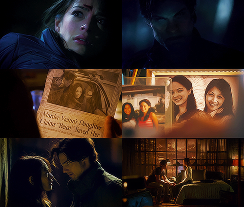 Beauty and the Beast 1x01