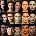 Bella,Edward,Jacob - twilight-series photo
