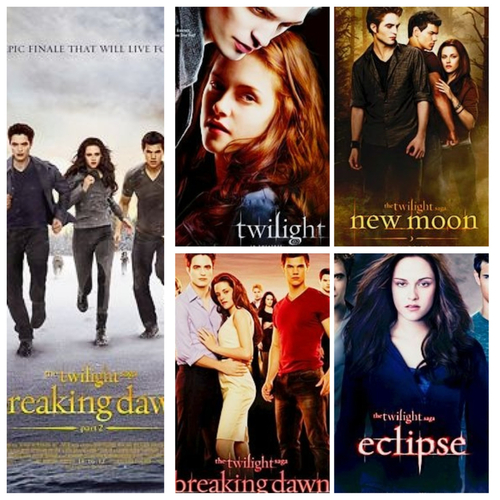Twilight saga poster fan art images