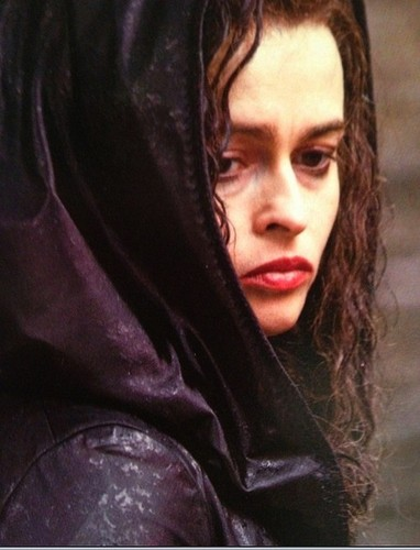 Bellatrix Lestrange wolpeyper possibly containing a balabal called Bellatrix<3