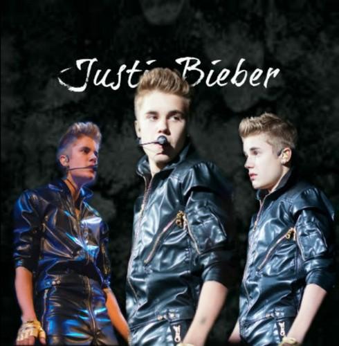 Bieber background.