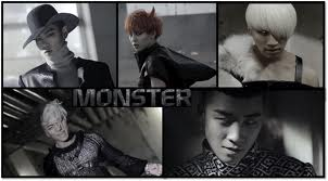 Big Bang Monster fondo de pantalla